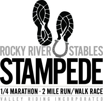 Rocky River Stables Stampede Run/Walk